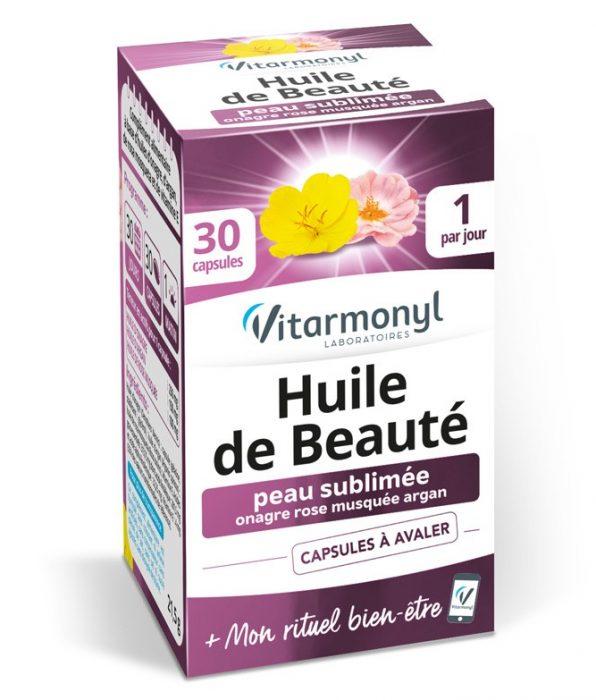 Image Huile de Beauté