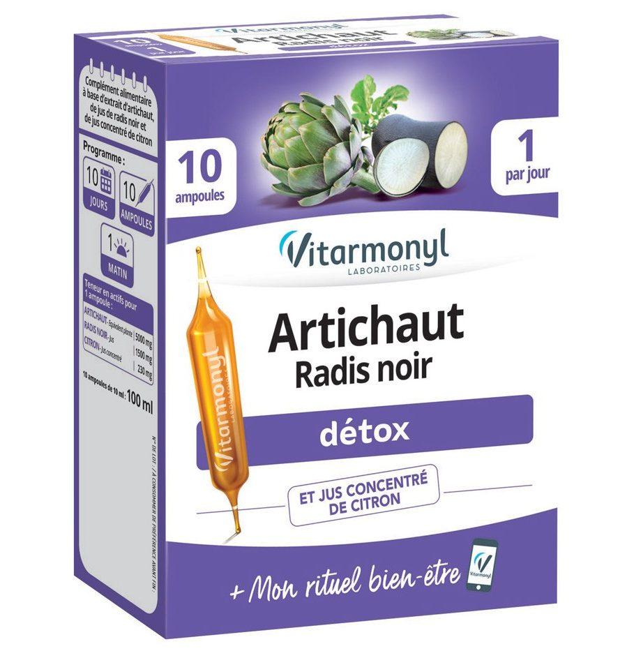 Image Artichaut Radis noir – Ampoule