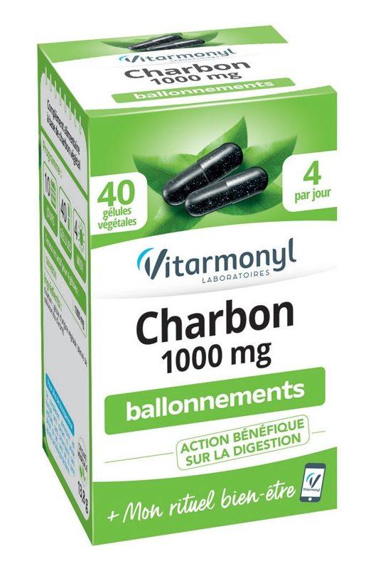 Charbon 1000 mg