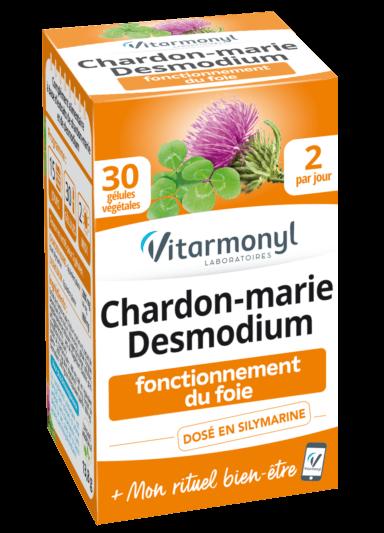 Image Chardon marie Desmodium