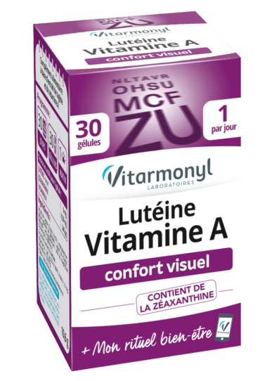 Image Lutéine Vitamine A