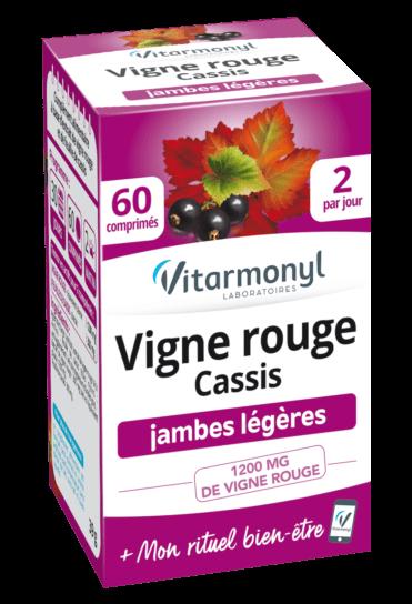 Image Vigne rouge Cassis
