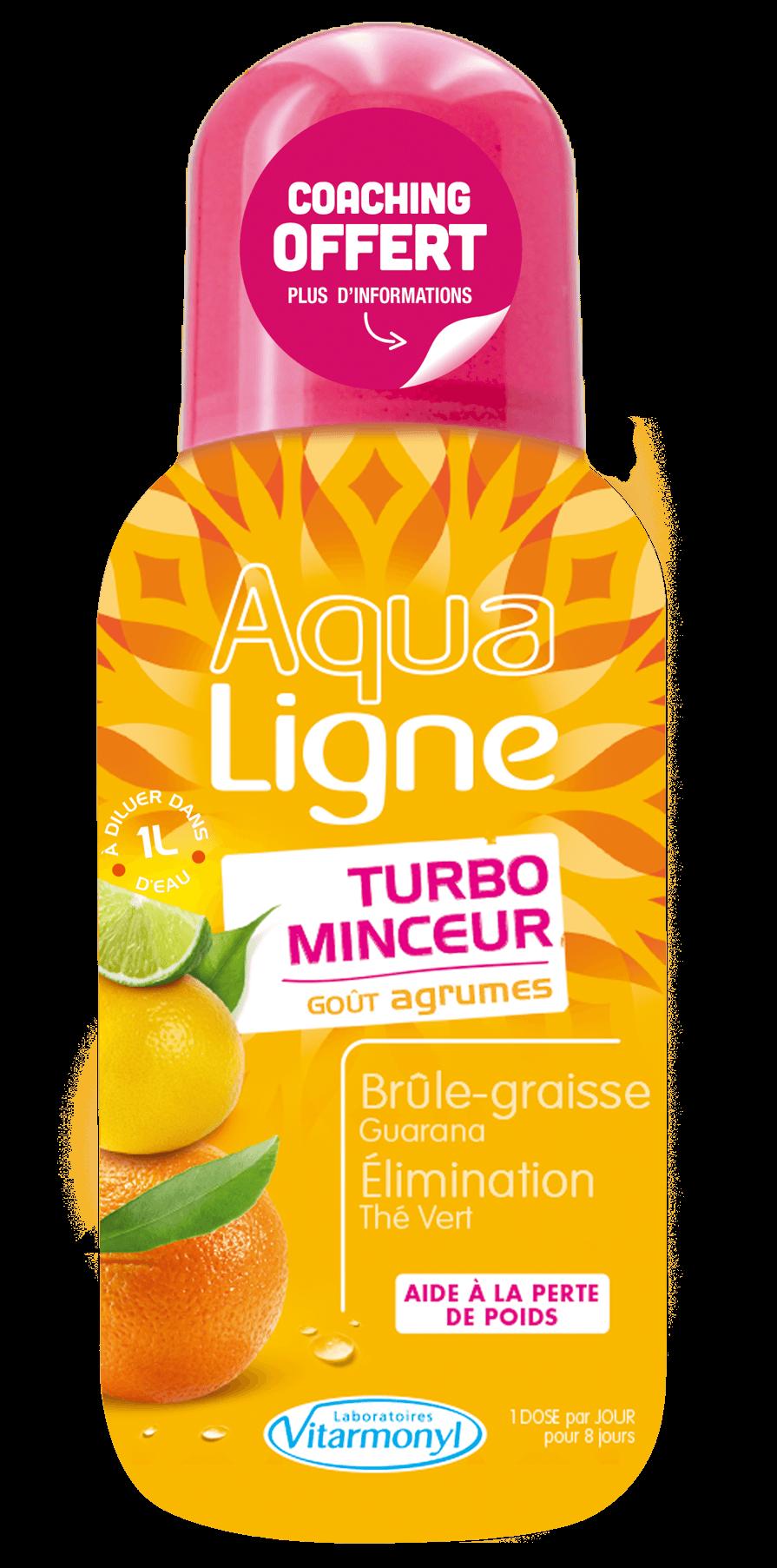 Image Turbo Minceur goût agrumes