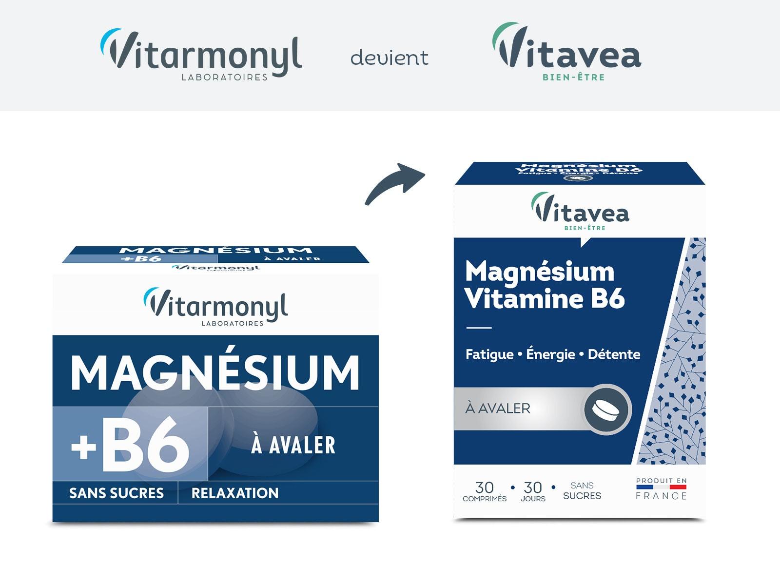 Magnésium + B6