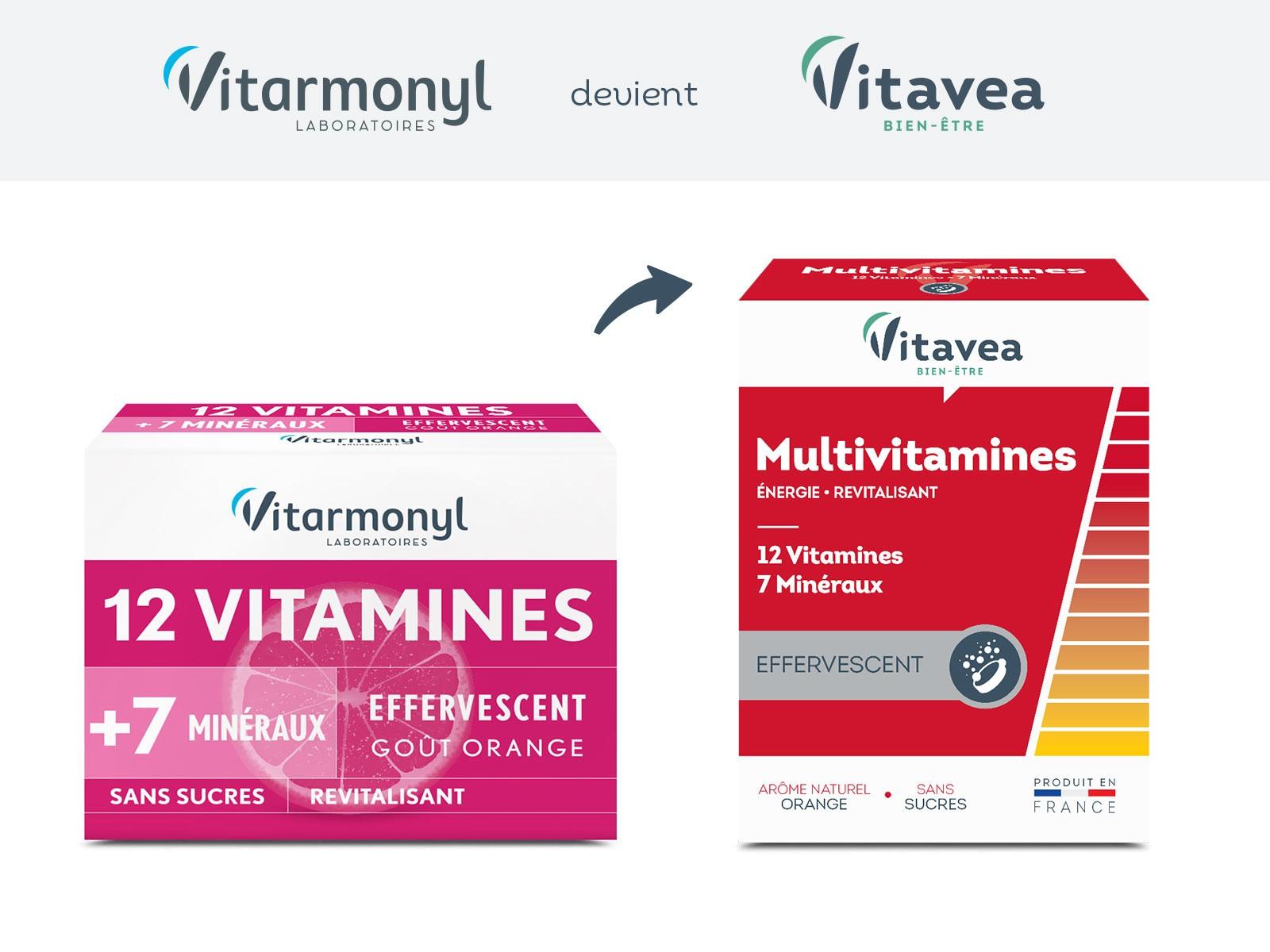 Image 12 vitamines + 7 Oligo-éléments