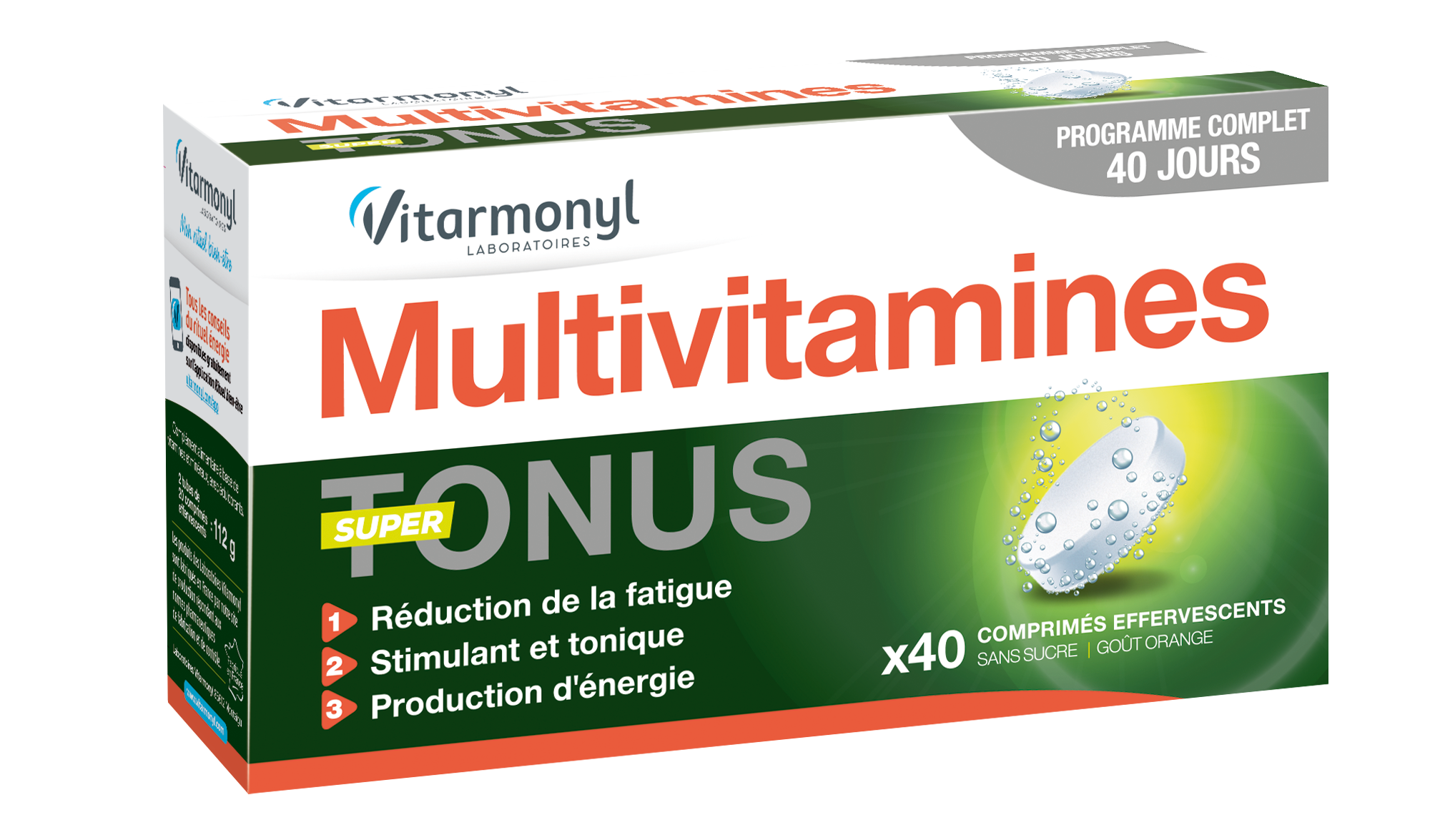 Image Multivitamines super tonus