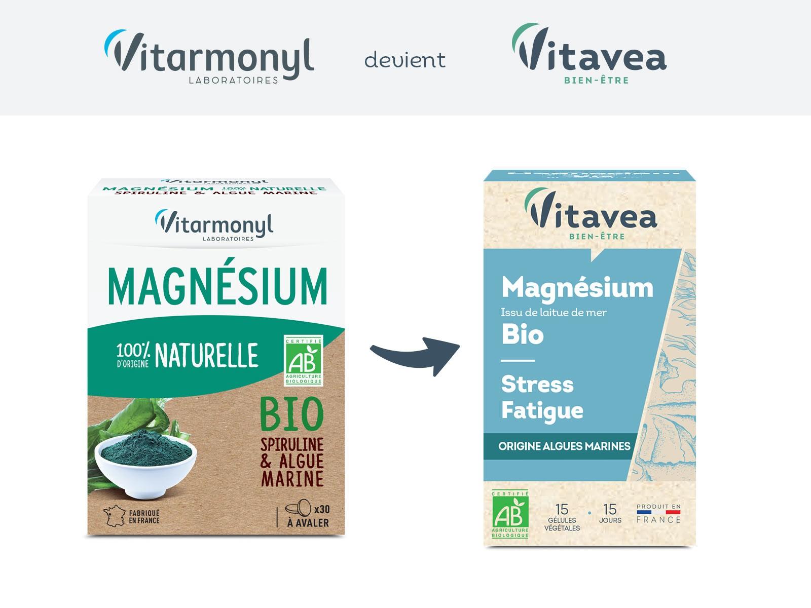 Image Magnésium 100% d'origine naturelle BIO