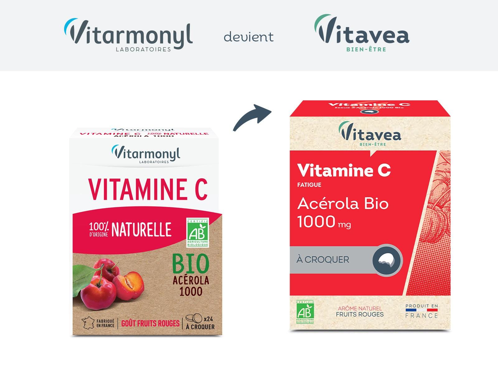 Image Vitamine C 100% d'origine naturelle BIO