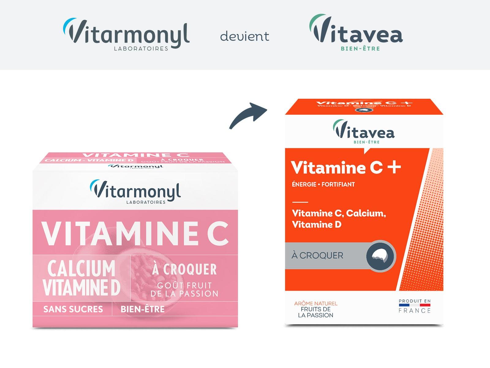 Vitamine C Calcium Vitamine D