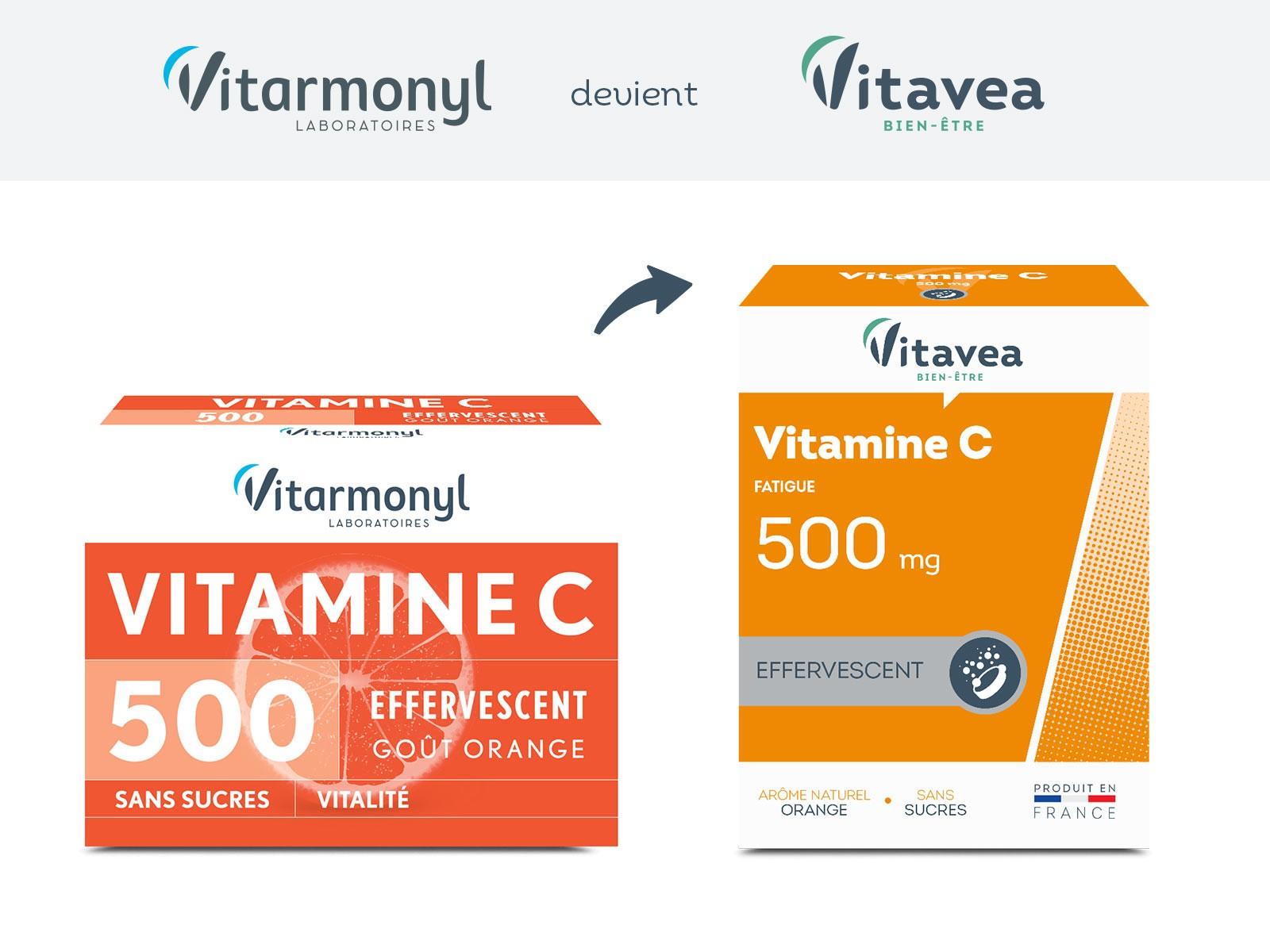 Image Vitamine C 500 – Effervescent