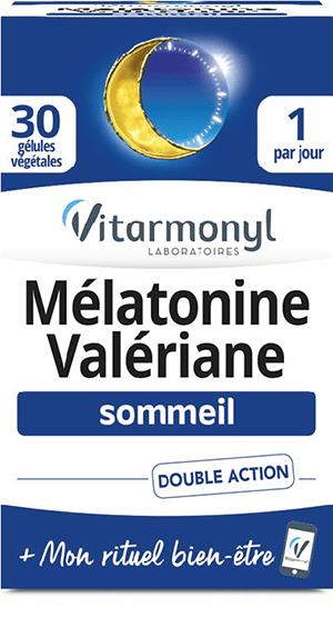 melatonine valeriane vitarmonyl